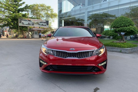 Kia Optima 2.0 Luxury